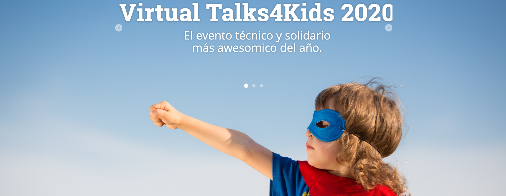 Tras la resaca del Talks4Kids 2020